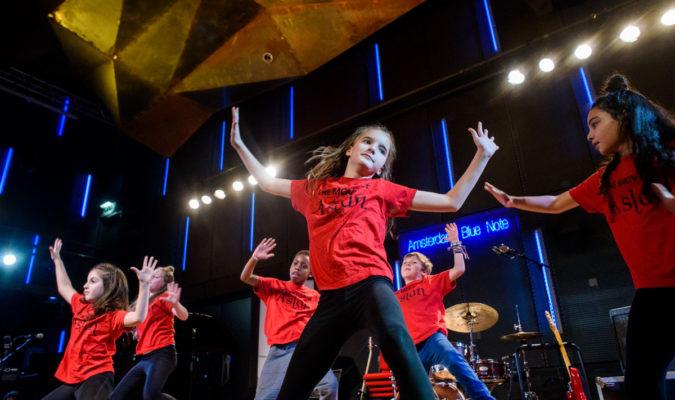 Nieuw: Dans Oriëntatie voor kinderen van 7 t/m 12 jaar