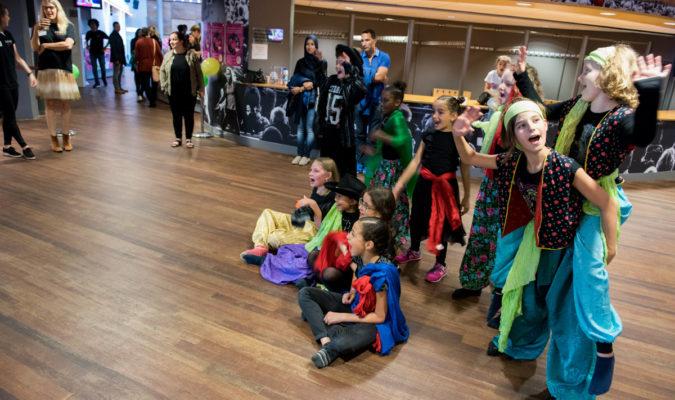 Nieuw: leer acteren bij Aslan