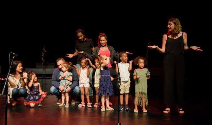 Eindpresentatie Muziek, Dans & Theater in mijn Buurt
