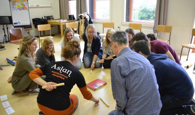 Nieuw: Opleiding Muziekeducatie Aslan