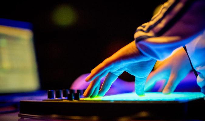 DJ & Breakdance